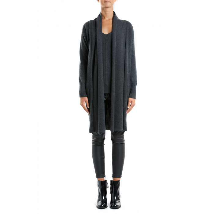 441b14487 CASHMERE DRAPE CARDIGAN - Shop by Style-Cardigans   Home -