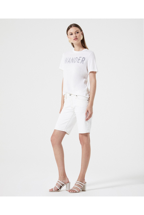 THE NIKKI SHORT (WHITE)