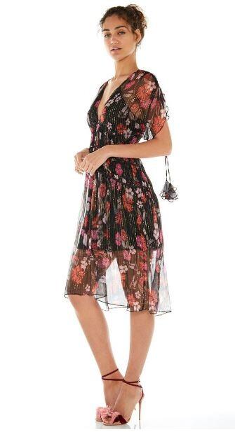 da84616cfe4f WILD BLOOM MIDI DRESS - Shop by Style-Dresses   Home - TALULAH SUMMER 19