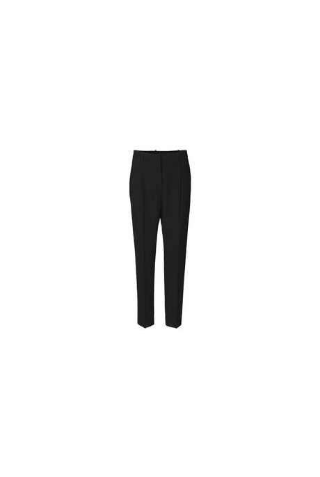 GARBADINE PANTS (BLACK)
