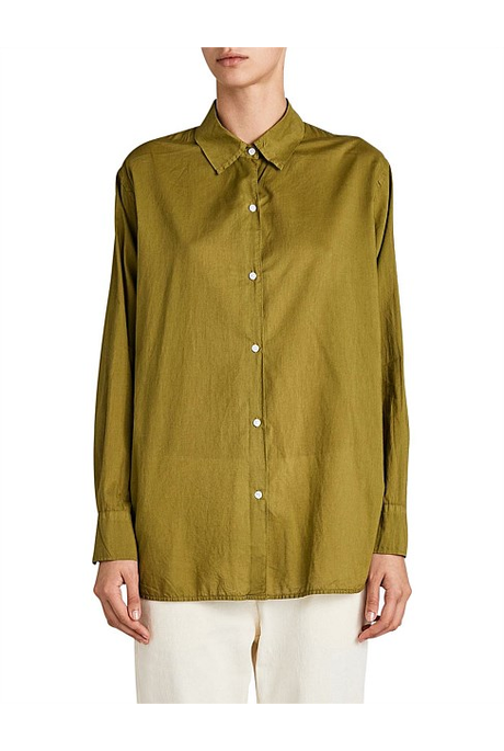 CHANDLER SHIRT (CHARTREUSE)