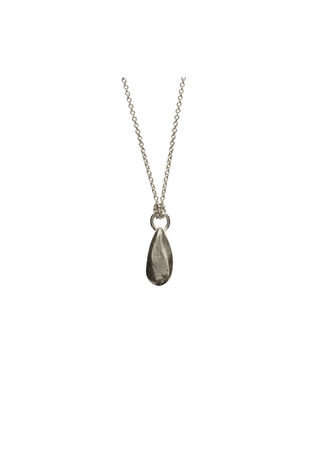 MINI PEPITA NECKLACE (SILVER)