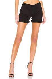 SELENA SHORTS (BLACK)-shop-by-category-Lynn Woods
