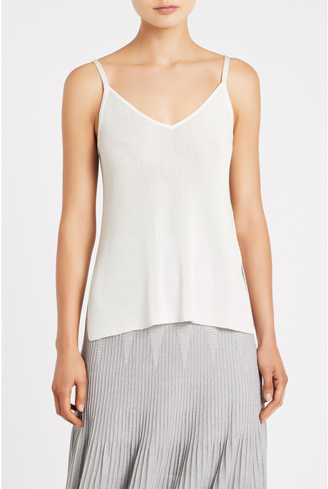 LOVED & LOST KNIT TANK (IVORY)