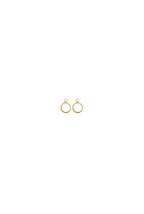 HALO HOOPS (GOLD)