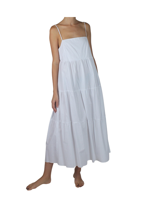 CAPRI DRESS (WHITE)