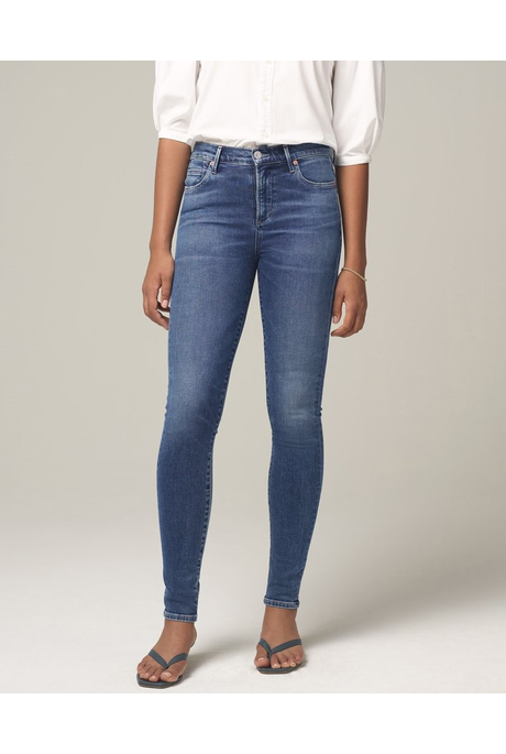 ROCKET MID RISE SKINNY FIT JEANS (STORY)