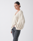 PAIGE WOOL COTTON KNIT (PEARL MARLE)