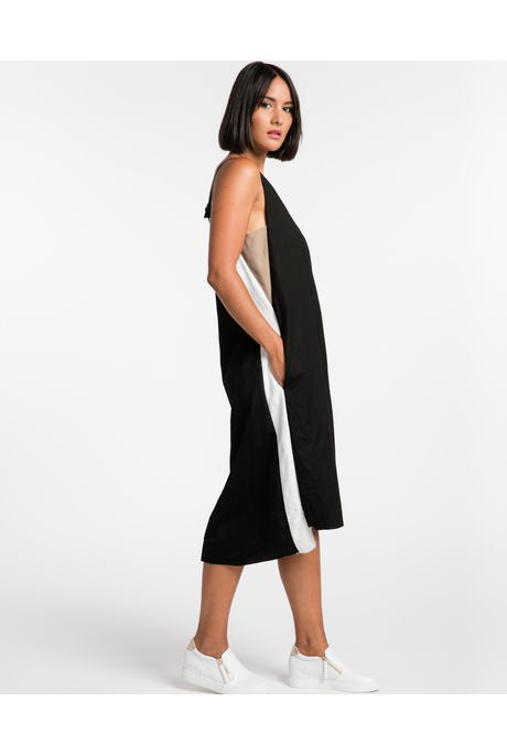 BREAKING ALL THE RULES DRESS (BLACK)