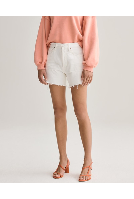 REESE RELAXED CUT OFF SHORT (TISSUE)