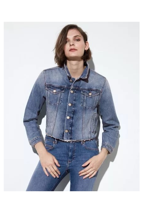 JAMELIA JACKET (BLUE DENIM)
