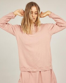 NEXTY SWEATSHIRT (MUSK ROSE)-shop-by-category-Lynn Woods
