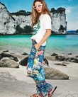 PRE-ORDER | DON'T WALK AWAY PANT (MULTIPRINT)