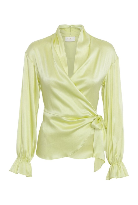 SHINE WRAP SHIRT (LIMONE)