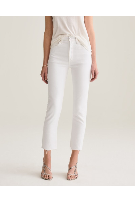 RILEY HIGH RISE STRAIGHT CROP JEAN (BLURRED)