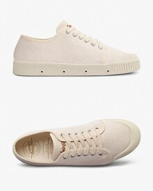 G2S VINTAGE TWILL SNEAKER (OFF WHITE)-shop-by-category-Lynn Woods