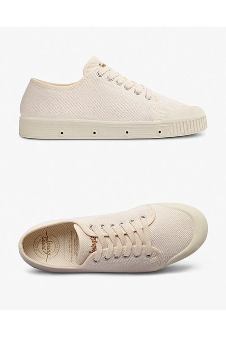 G2S VINTAGE TWILL SNEAKER (OFF WHITE)