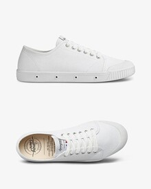 G2S ORGANIC CANVAS SNEAKER (WHITE)-shop-by-category-Lynn Woods