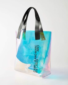 HOLOGRAPHIC DENVER TOTE-shop-by-category-Lynn Woods