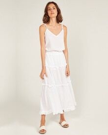 HASTING SKIRT (BLANC)-shop-by-category-Lynn Woods
