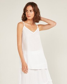 LUCKY CAMI (BLANC)-shop-by-category-Lynn Woods
