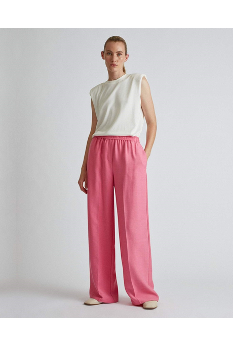 CLAUDIA TROUSER (CANDY PINK)