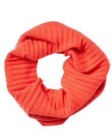 PURE CASHMERRE SNOOD (TANGELO)-shop-all-Lynn Woods