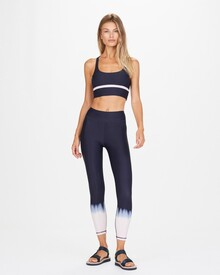 SEAWATER DIP DYE MIDI PANTS (INDIGO)-shop-by-category-Lynn Woods