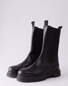 JANE COMBAT BOOT (BLACK)-shop-by-category-Lynn Woods