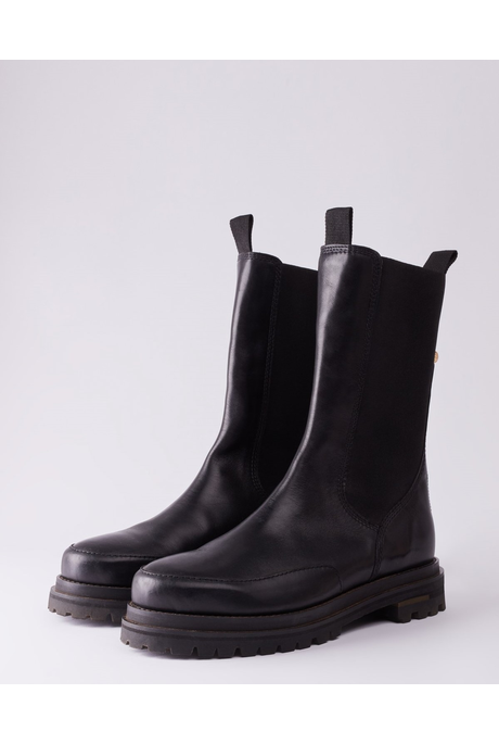 JANE COMBAT BOOT (BLACK)