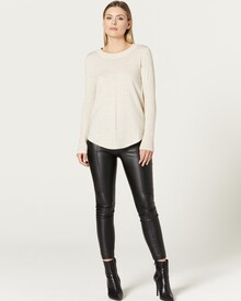 CARA JUMPER (ALMOND)-shop-by-category-Lynn Woods