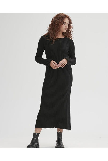 THE CLEO DRESS (BLACK)